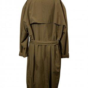מעיל טרנץ ירוק זית 4