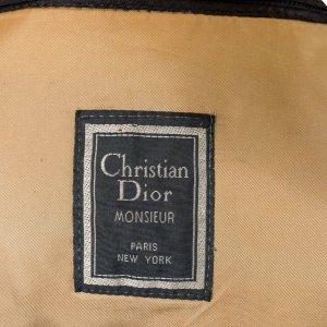 מעיל טרנץ ירוק זית של Christian Dior 3