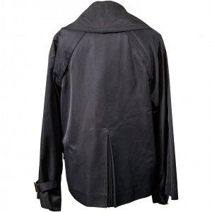 מעיל טרנץ׳ אפור קצר - GUCCI 2