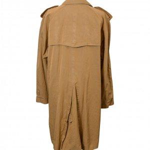 מעיל וינטג׳ טרנץ שמנת - GUCCI 2
