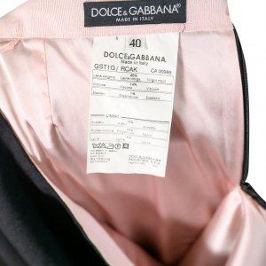 חצאית עיפרון שחורה - Dolce & Gabbana 3