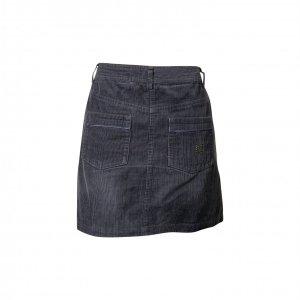 חצאית קורדרוי אפור - NAF-NAF 3