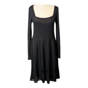 שמלה שחורה סריג - Missoni 4