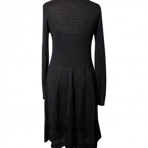 שמלה שחורה סריג - Missoni 2
