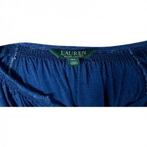 שמלת מקסי ג'ינס כהה - Ralph Lauren 3