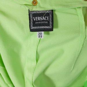 שמלה ירוק מנטה עם כפתורי זהב - קרדשבק קשמד 3