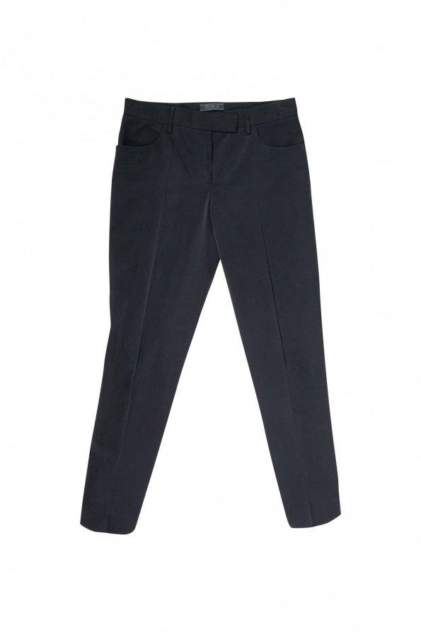 מכנס שחור מחויט של Prada 1