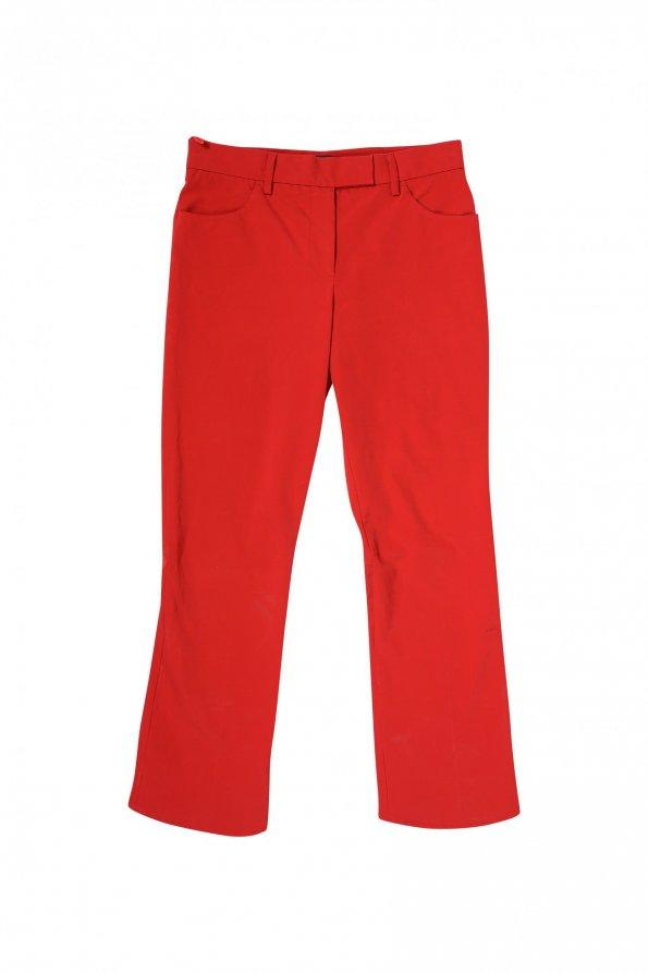 מכנס אדום מחויט PRADA 1