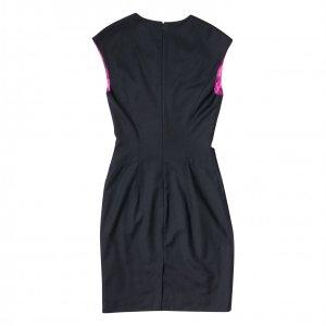 שמלה שחורה מחויטת - Ted Baker 3