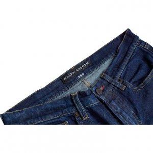 ג׳ינס כהה גזרה ישרה - Ralph Lauren 3