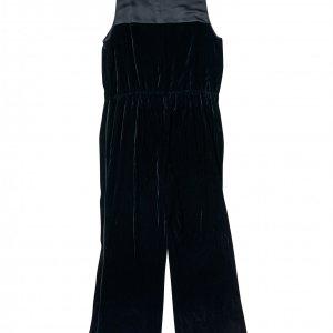 אוברול קטיפה שחור מ Ralph Lauren 2