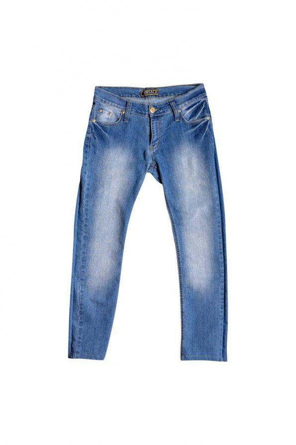 מכנס ג׳ינס תכלת - Versace 1