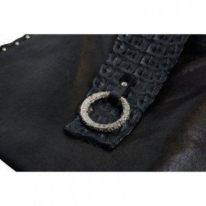 תיק תנין שחור - Giancarlo Paoli 2