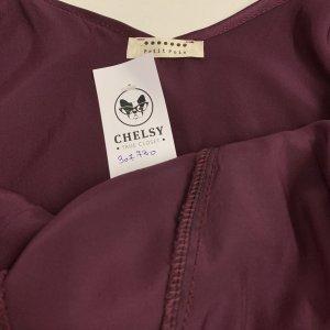 שמלת קומבניזון סגול - PETIT POIS 4