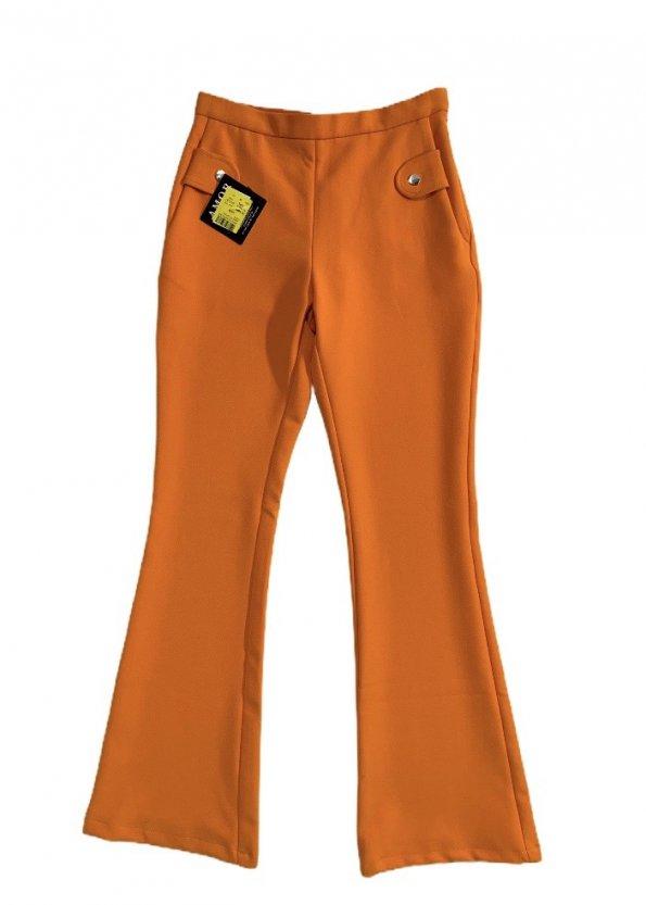 מכנסי פלאור כתומים של CARVEN 1