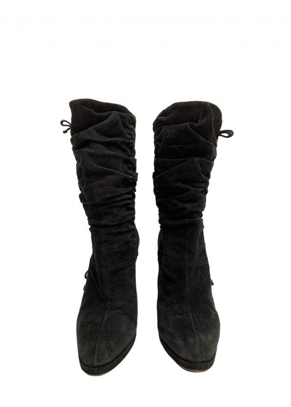 מגפיים מזמש - GUCCI 1