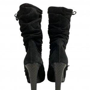 מגפיים מזמש - GUCCI 6