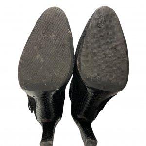 מגפיים מזמש - GUCCI 5