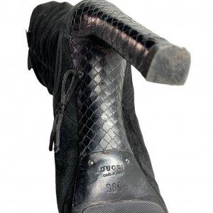 מגפיים מזמש - GUCCI 4