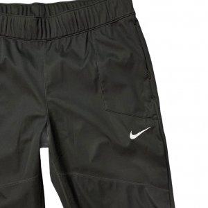 מכנסיי ספורט שחורים עם סמל קטן - NIKE 3