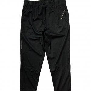 מכנסיי ספורט שחורים עם סמל קטן - NIKE 2