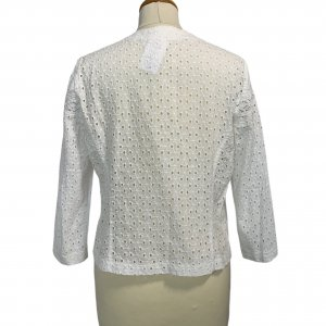 חולצת תחרה לבנה - ICONS 2