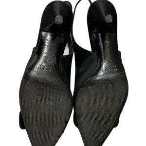נעלי עקב שחורות - PRADA 7