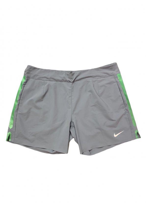 מכנס ספורט קצר אפור - NIKE 1