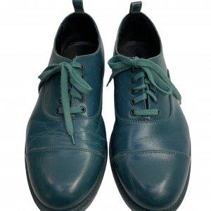נעלי אוקספורד בצבע ירוק בקבוק - SWEAR 4