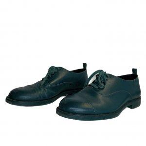 נעלי אוקספורד בצבע ירוק בקבוק - SWEAR 2