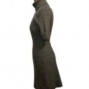 שמלת מיני סריג וגולף - CLUB MONACO 3