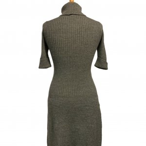 שמלת מיני סריג וגולף - CLUB MONACO 2