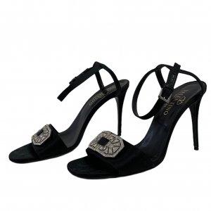 נעלי עקב שחורות - VALENTINO 2