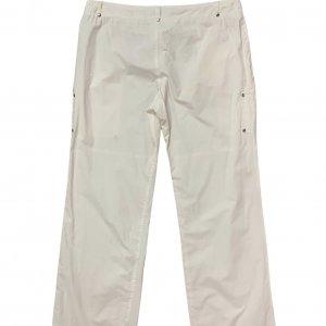 """מכנסיים דגמ""""ח לבן, שני כיסים - LACOSTE 2"""