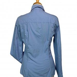 חולצה מכופתרת תכלת כהה - GIANFRANCO FERRE 2