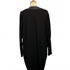 שמלה שחורה פתח - NORTHERN STAR 2