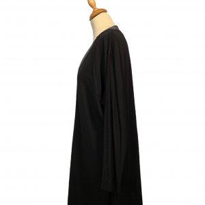 שמלה שחורה פתח - NORTHERN STAR 3