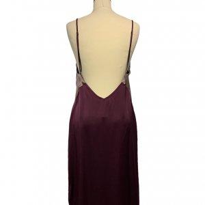 שמלת קומבניזון סגול - PETIT POIS 2