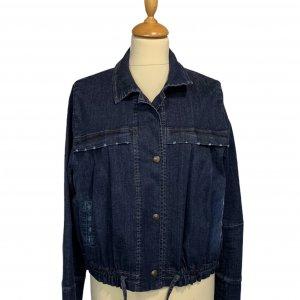 ז׳קט ג׳ינס כהה - ALEMBIKA 3