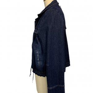 ז׳קט ג׳ינס כהה - ALEMBIKA 5