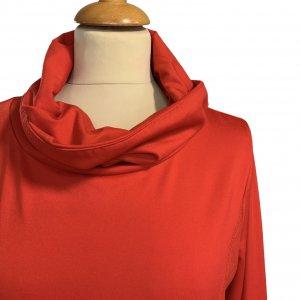 חולצה אדומה עם צאוורון גולף - WEEKENDS by Chico's 4