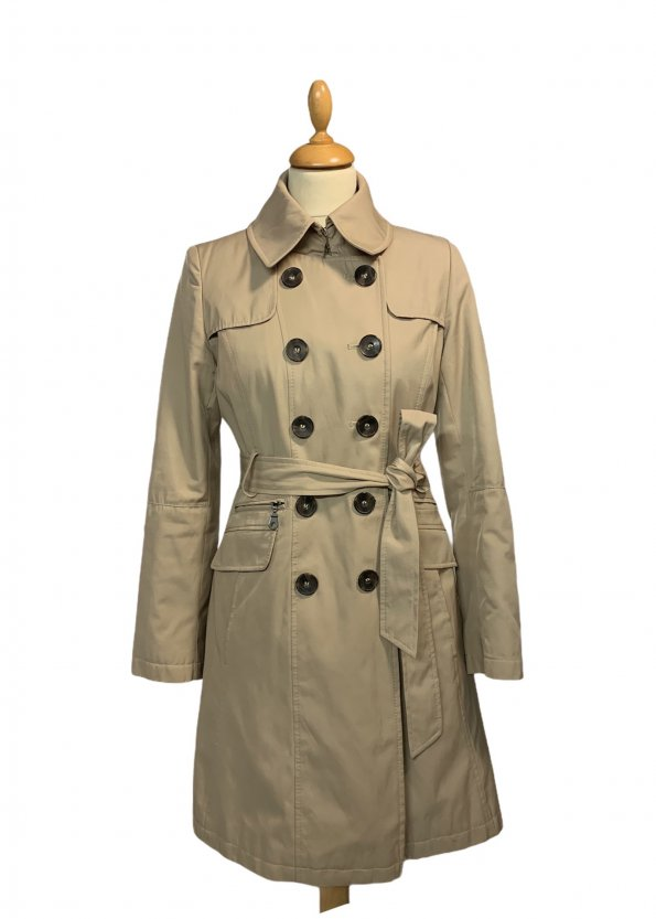 מעיל טרנץ חום בהיר - DKNY 1