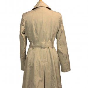 מעיל טרנץ חום בהיר - DKNY 2