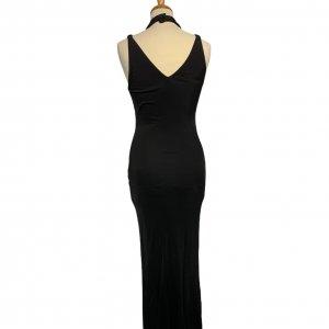 שמלת ערב שחורה - GIANFRANCO FERRE 2