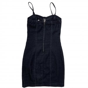 שמלת ג׳ינס צמודה - NO NAME 2