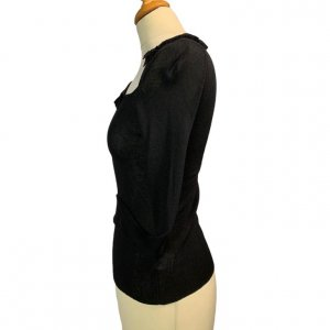 חולצת סריג שחורה - Gucci 3
