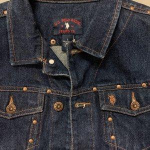 ג׳קט ג׳ינס כהה -  U.S. Polo Assn 4