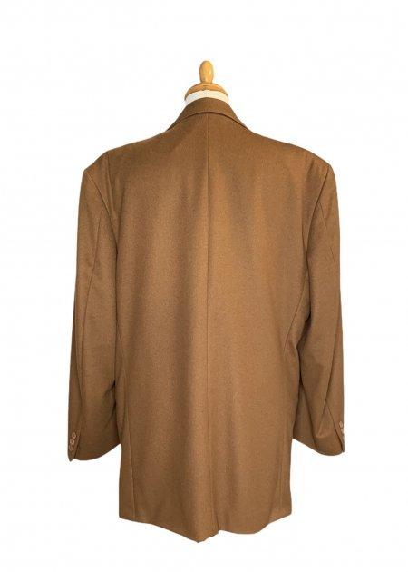 מעיל כתום עם קפוצון - KARL LAGERFELD 24
