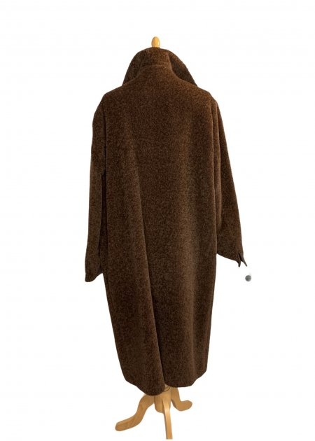מעיל כתום עם קפוצון - KARL LAGERFELD 16