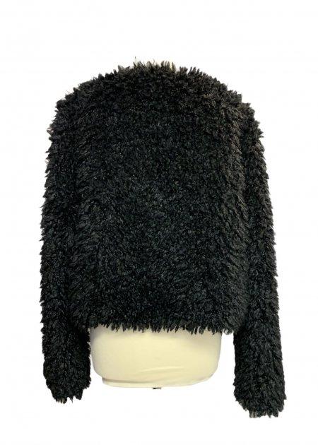 מעיל כתום עם קפוצון - KARL LAGERFELD 18